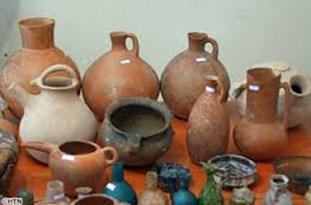 دستگیری سودجویان42 شیء تاریخی هزاره اول قبل از میلاد در یاسوج