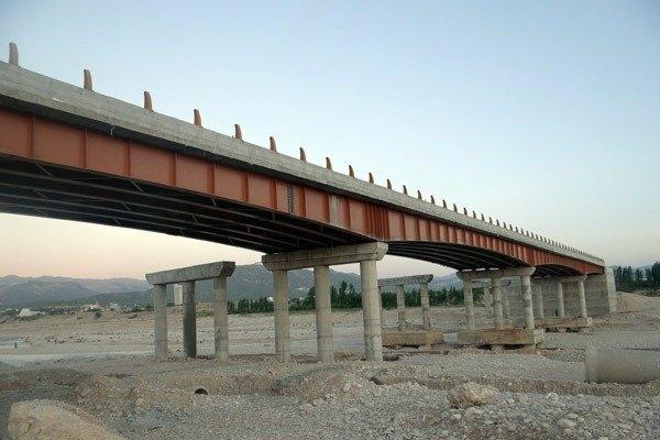 پل سوم بشار مسدود است