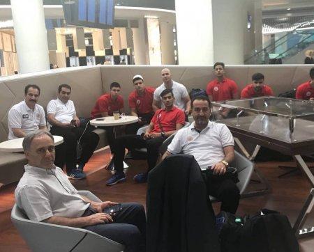 حضور تنها نماینده کهگیلویه و بویراحمد در مسابقات هندبال آسیایی 2018 در کشور اردن (انتخابی جهانی2019 )/تصاویر