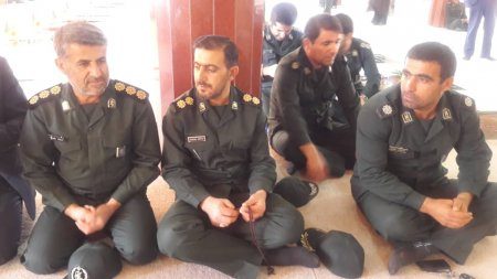 گزارش تصویری از یادواره شهید انقلاب در دهدشت