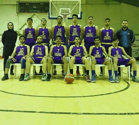 رکوردی جدید برای اولین بار در تاریخ بسکتبال استان کهگیلویه وبویراحمد+عکس