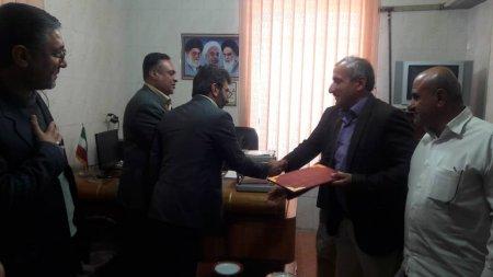 گزارش تصویری از مراسم تودیع و معارفه رئیس اداره راه و شهرسازی شهرستان کهگیلویه