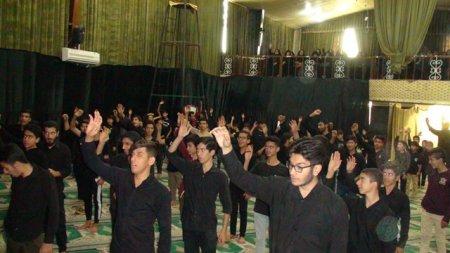 سوگواره «احلی من العسل» در دهدشت برگزار شد/گزارش تصویری
