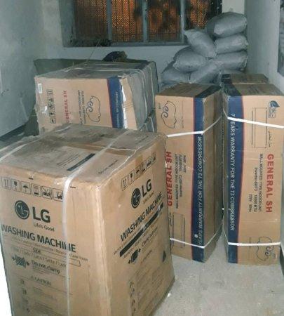 کشف بیش از ده میلیارد ریال کالای قاچاق در یاسوج/تصاویر