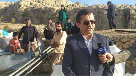 آبرسانی به روستای محروم توگبری چرام/ وعده معاون اقتصادی وزیر کشور محقق شد