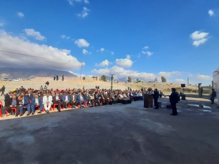 گزارش تصویری از استقبال پرشکوه مردم با غیرت ایل بهمئی از سید محمد موحد