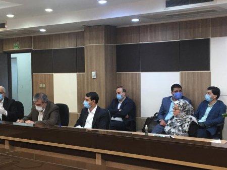 دومین جلسه منتخبین زاگرس نشین مجلس یازدهم برگزار شد/تصاویر