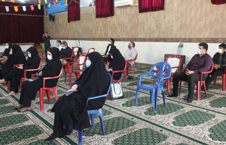 خبرنگاران حوزه خبری ناحیه بسیج گچساران تجلیل شدند+تصاویر