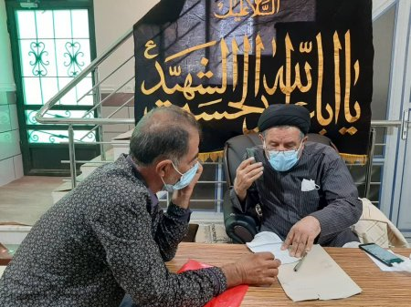 ملاقات عمومی نماینده مردم کهگیلویه بزرگ در مجلس شورای اسلامی با مردم/تصاویر