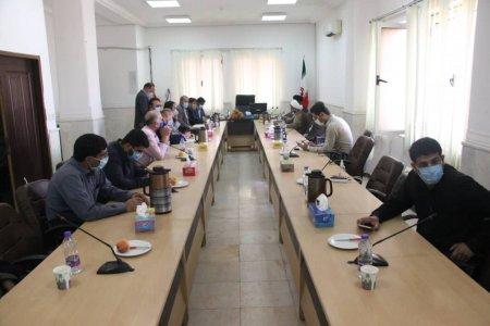 گزارش تصویری از نشست صمیمی کارکنان و اعضای هیات علمی دانشگاه آزاد اسلامی واحد دهدشت با حجت الاسلام موحد