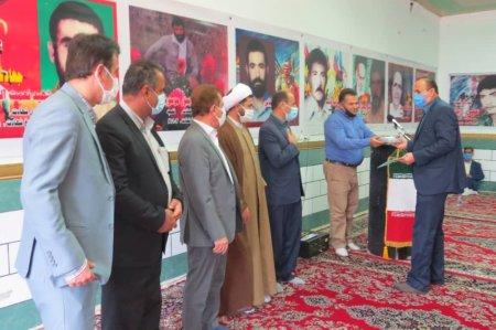 مراسم تودیع و معارفه رئیس جهاد کشاورزی شهرستان کهگیلویه برگزار شد/گزارش تصویری
