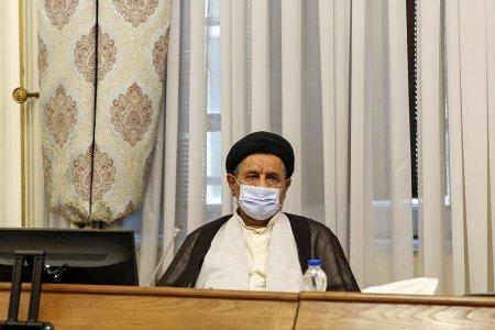 نشست اعضای کمیسیون حقوقی و قضایی مجلس با رئیس قوه قضاییه(+تصاویر)