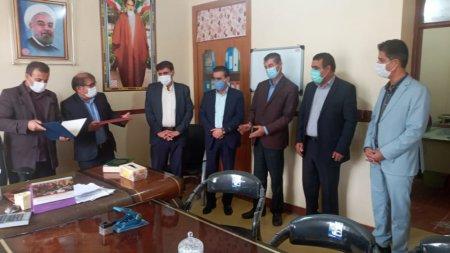 مراسم تودیع و معارفه رئیس بهزیستی شهرستان کهگیلویه برگزار شد+تصاویر