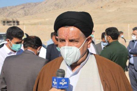 آخرین وضعیت پروژه پتروشیمی دهدشت با حضور حجت الاسلام موحد بررسی شد+گزارش کامل تصویری