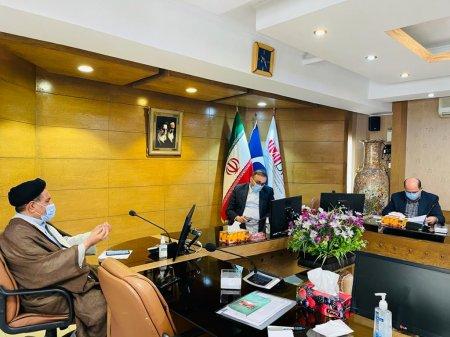 در دیدار سید محمد موحد با مدیرعامل شرکت تهیه و تولید مواد معدنی ایران چه گذشت؟