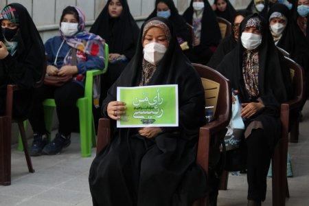 جشن روز دختر و میلاد حضرت معصومه(س)در دهدشت برگزار شد+تصاویر