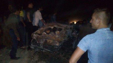 چهار دختر وپسر دهدشتی در شعله های آتش سوختند +عکس