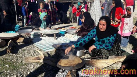 همایش فرهنگ و هنر دیشموک با حضورمسئولان اتسانی و محلی +تصاویر