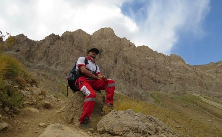 صعود سراسری کارگران کوهنورد به قله حوض دال دنا+تصاویر